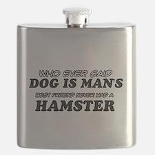 Hamster Designs Flask