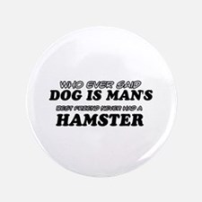 "Hamster Designs 3.5"" Button"