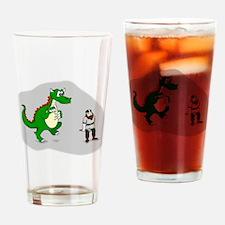 Sneak Drinking Glass