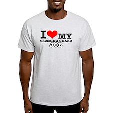 Crossing Guard Job Designs T-Shirt