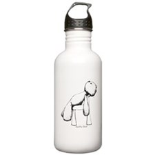 Apathy Bear Water Bottle