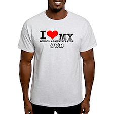 School Administrator Job Designs T-Shirt