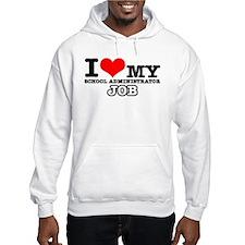 School Administrator Job Designs Hoodie
