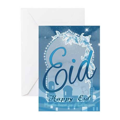 Eid Card, Happy And Joyous Eid, (Pk of 10)