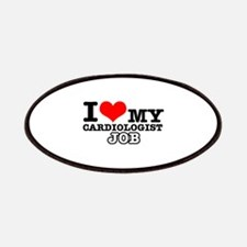 Cardiologist Job Designs Patches