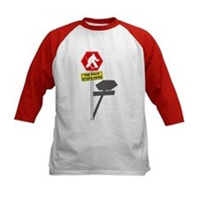 The Puck Stops Here Baseball Jersey