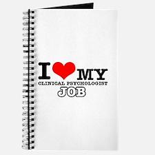 Clinical Psychologist Job Designs Journal
