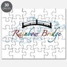 Cute Rainbow bridge Puzzle
