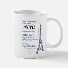 Paris Small Small Mug