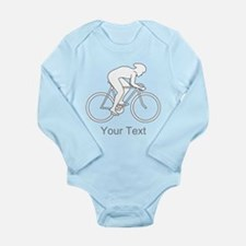 Cycling Design and Text. Body Suit