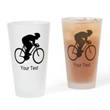 Bicycle Pint Glasses