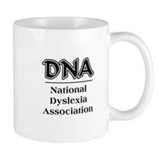 DNA National Dyslexic Dyslexia Association Funny M
