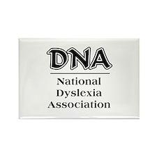 DNA National Dyslexic Dyslexia Association Funny R