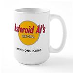 Asteroid Al's Bar & Gril Mug