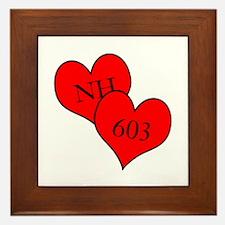 NH 603 Framed Tile