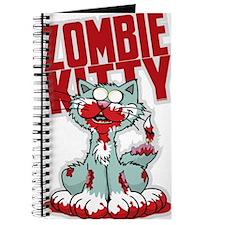 Zombie Kitty Journal