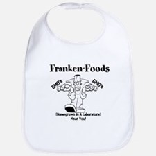 Franken-Foods Homegrown In A Lab Near You Bib