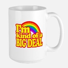 Retro Im Kind of a Big Deal Mug