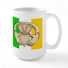 Irish Claddagh Mug