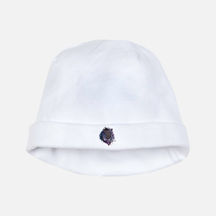 Starlight Leo baby hat
