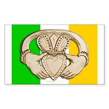 Irish Claddagh Decal
