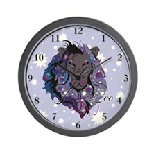 Starlight Leo Wall Clock