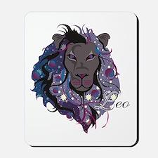 Starlight Leo Mousepad