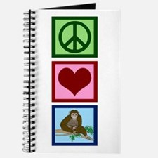 Peace Love Chimps Journal