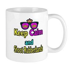 Crown Sunglasses Keep Calm And Shoot Rubberbands M