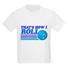 Retro This is How I Roll T-Shirt