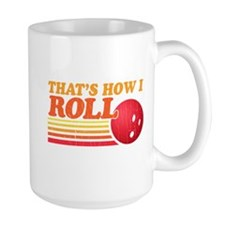 Retro This Is How I Roll Mug