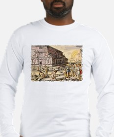 Temple of Artemis Long Sleeve T-Shirt