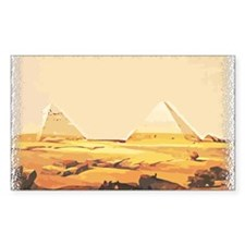 Pyramids at Giza Decal