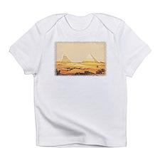 Pyramids at Giza Infant T-Shirt