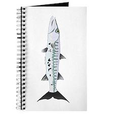 Great Barracuda fish Journal