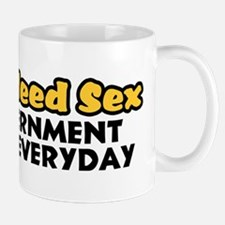 """I Don't Need Sex!"" Mug"