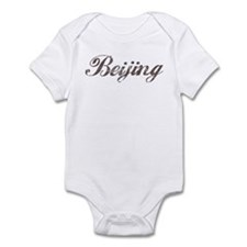 Vintage Beijing Infant Bodysuit