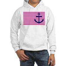Anchors Away Flag w/Lilly Pulitzer Hoodie