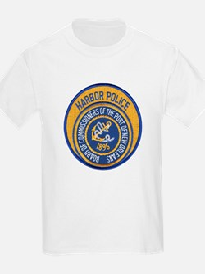NOLA Harbor Police Kids T-Shirt