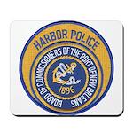 NOLA Harbor Police Mousepad