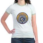 NOLA Harbor Police Jr. Ringer T-Shirt