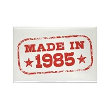Made In 1985 Rectangle Magnet