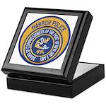 NOLA Harbor Police Keepsake Box