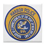 NOLA Harbor Police Tile Coaster