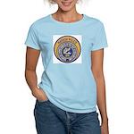 NOLA Harbor Police Women's Pink T-Shirt
