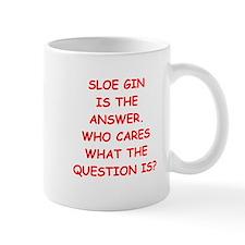 sloe gin Mug
