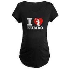 I love Kumdo T-Shirt