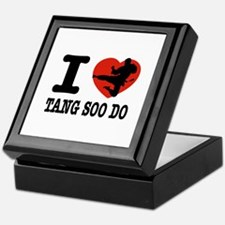 I love Tang Soo Do Keepsake Box