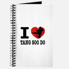 I love Tang Soo Do Journal