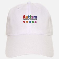 Autism Expect the unexpected Baseball Baseball Cap